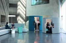 Moderní interiér kanceláře
